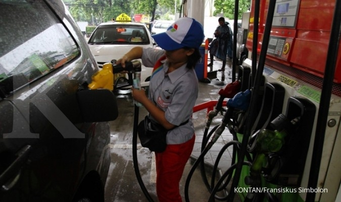 Government to evaluate fuel prices after Lebaran