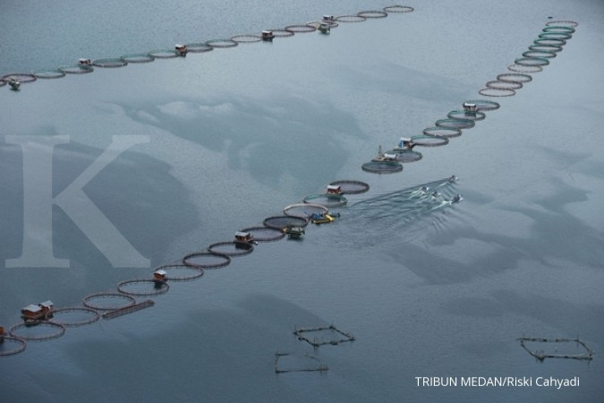 Menteri Siti: Pencemaran Danau Toba berat