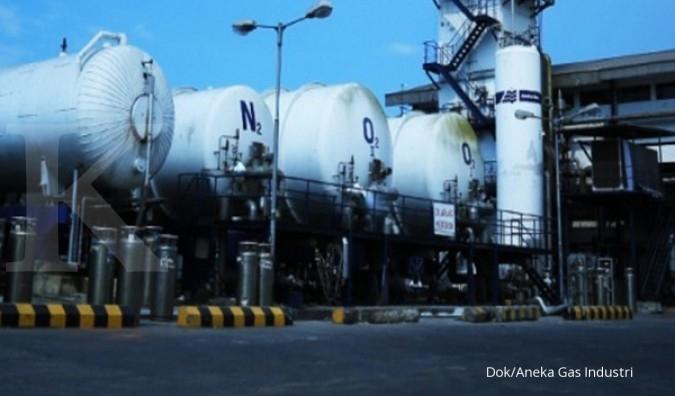 AGII Aneka Gas Industri (AGII) kejar target pendapatan Rp 2 triliun