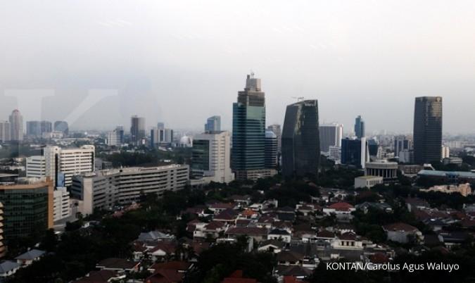 Permintaan ruang kantor CBD Jakarta tumbuh tipis