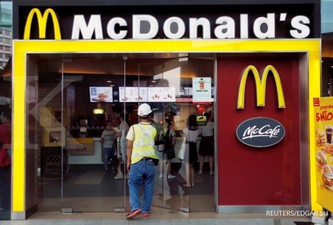 Rekso masih pegang hak Mc Donald's