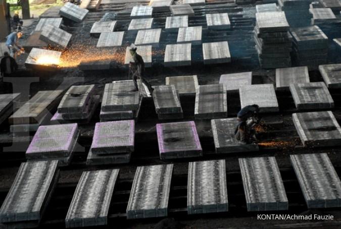 KRAS bidik produksi 2,6 juta ton baja