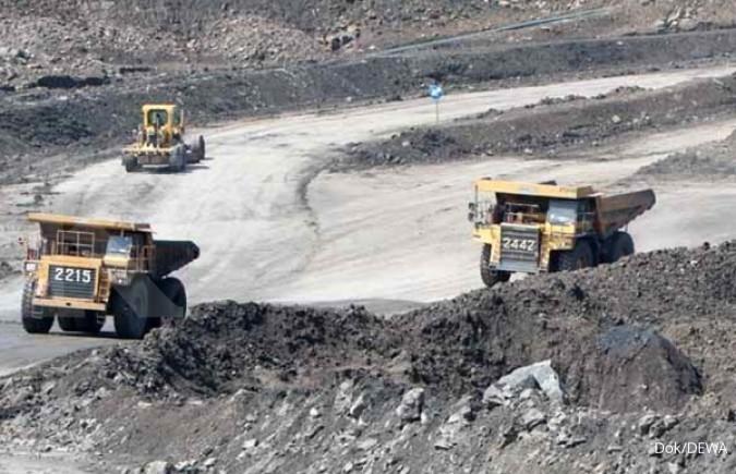 United Tractors (UNTR) dan Darma Henwa (DEWA) akan menggenjot produksi batubara