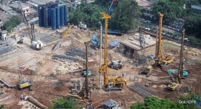 Indopora telah kantongi kontrak baru Rp 745 miliar