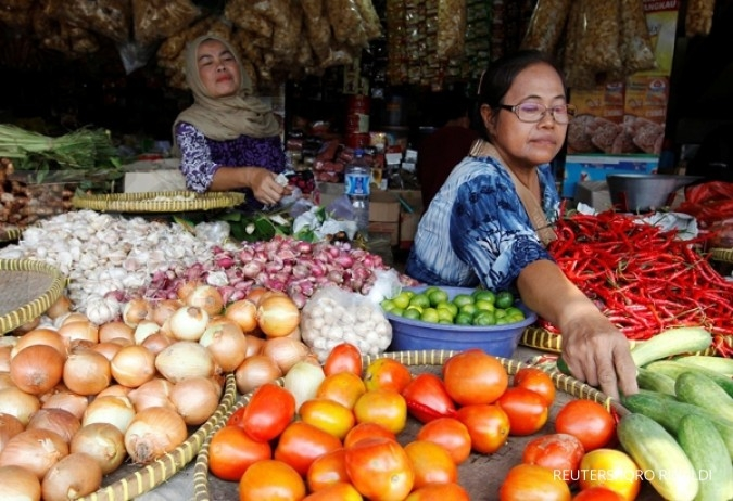 Pemerintah dorong revitalisasi pasar rakyat