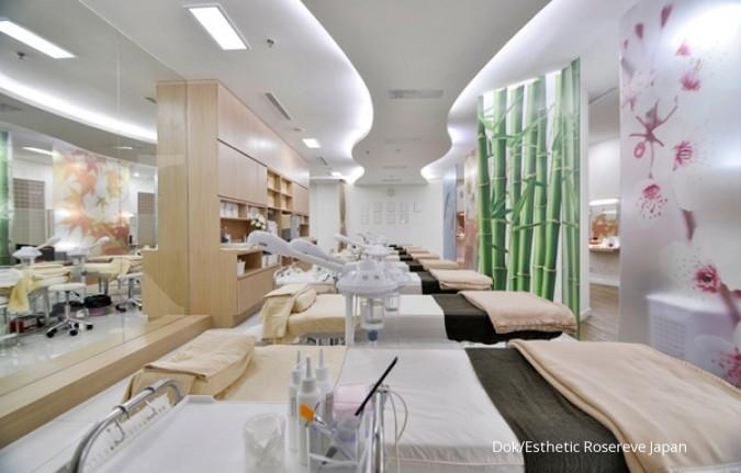 Halus mulus bisnis klinik kecantikan