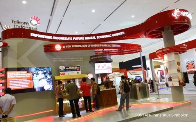 Bisnis digital ekspansif, buy saham TLKM