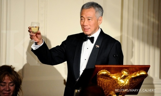 Sakit, PM Singapura Lee Hsien Loong pilih cuti