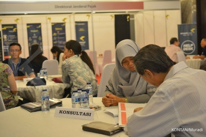 Rezeki di balik simpang siur program tax amnesty