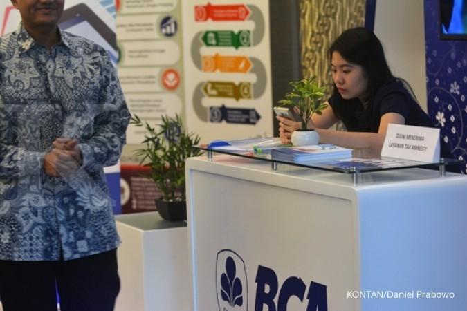 BCA dan Mandiri nikmati dana amnesti pajak
