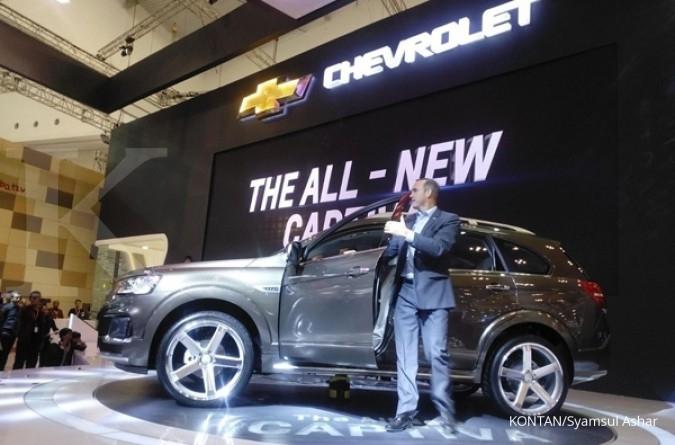 Pasca All New Captiva Chevrolet Siapkan Suv Lain