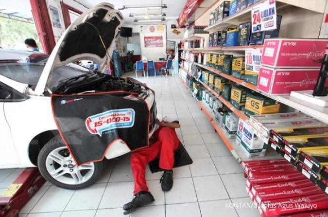 Penjualan aki Astra Otoparts masih nyetrum