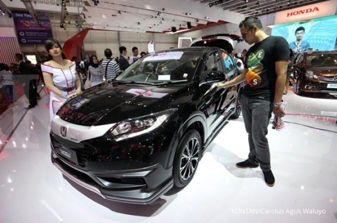 Honda rilis New Brio dan New HRV special edition