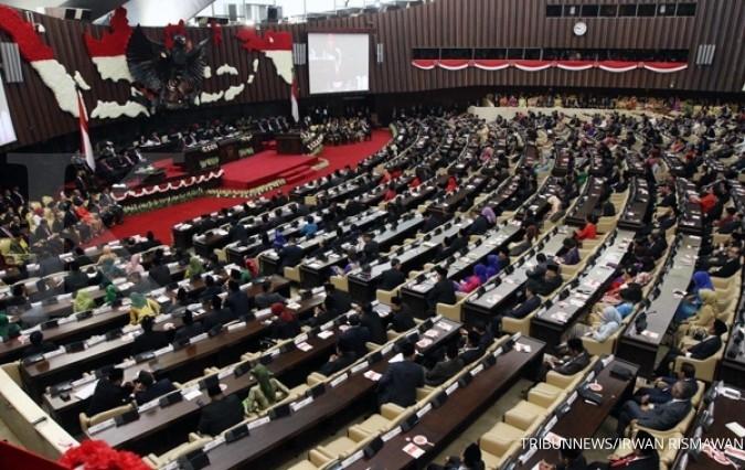 Parlemen siap gelar sidang tahunan MPR