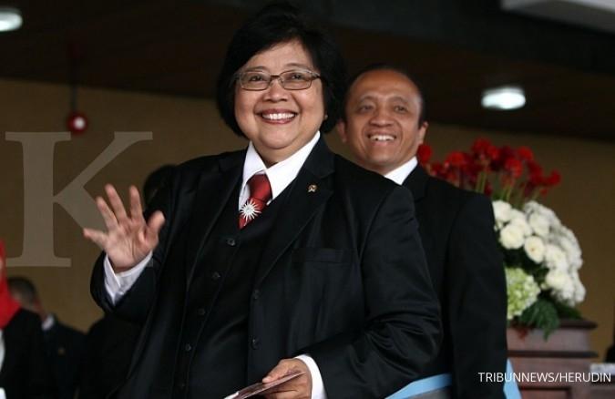 Menteri LHK bicara soal pembatalan izin reklamasi