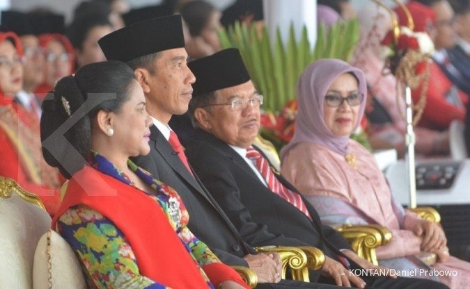 Kritik ke Jokowi-JK berkurang, ini alasannya