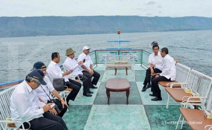 Jalur KA Siantar-Danau Toba akan dibangun 2018