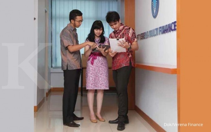 VRNA Lewat rights issue Verena Multifinance, IBLJ akan menjadi pengendali baru