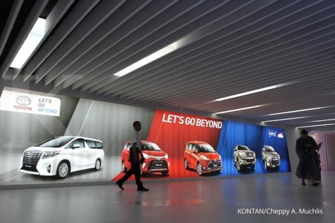 Grup Astra kuasai 57% penjualan mobil di Indonesia