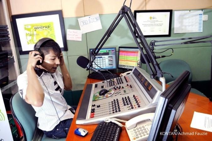 Bisnis radio Mahaka Group masih solid