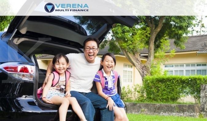 Verena masih andalkan pembiayaan mobil bekas