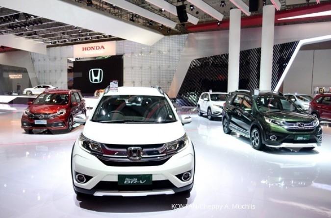 Honda tawarkan promo pembelian mobil akhir tahun
