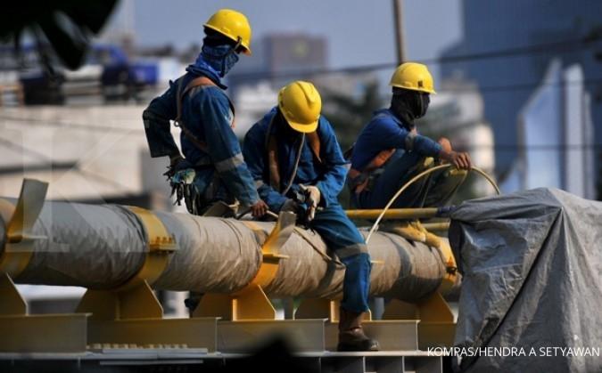 Infrastruktur gas masih melenceng dari roadmap