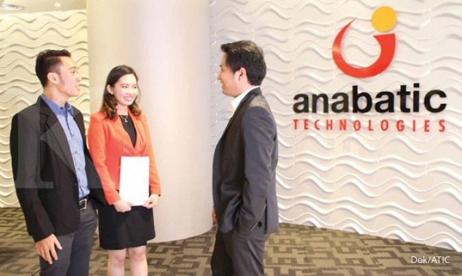 Anabatic targetkan kontribusi pendapatan 10% dari bisnis luar negeri