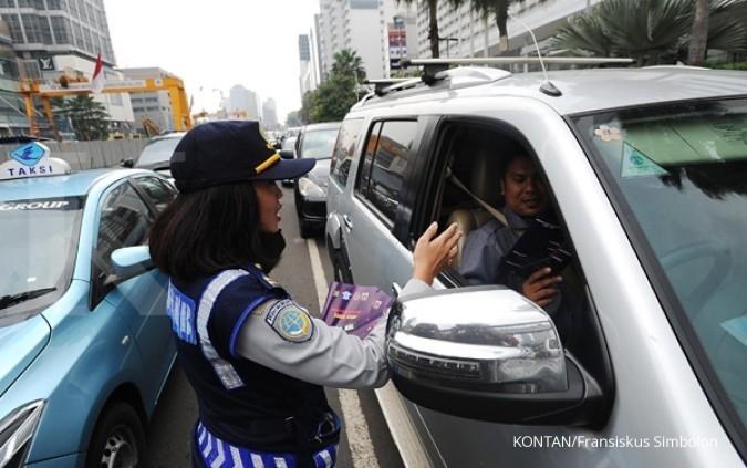 Polisi minta ganjil genap di DKI dikaji lagi