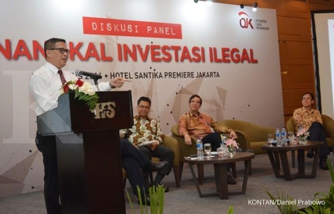 Indonesia Darurat Kejahatan Investasi