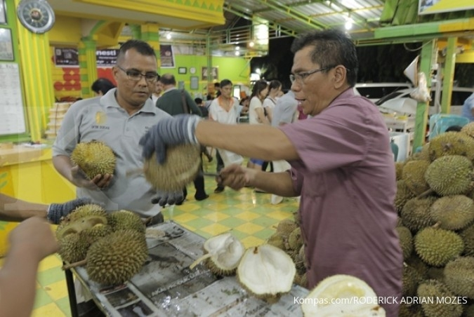 Pengusaha Thailand jajaki pasar makanan di Sumut