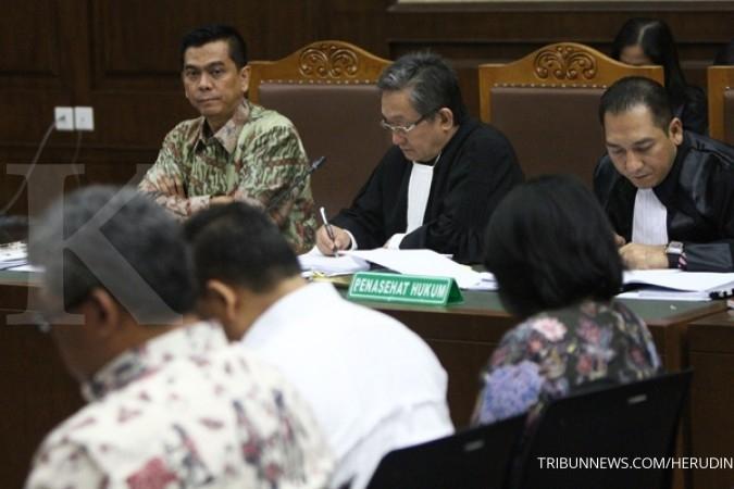 Pengacara sebut dakwaan Novanto tak adil