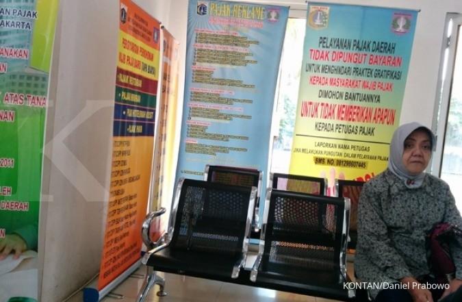 Penerimaan pajak DKI di 13 sektor diharapkan 100%