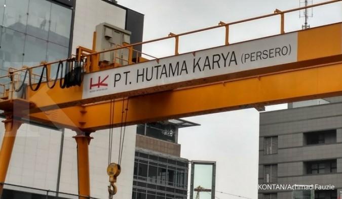 Hutama Karya optimistis bisnis aspal bertumbuh
