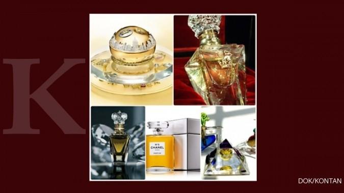 5 Parfum termahal di dunia