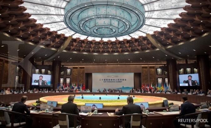 G20 sepakati kelanjutan reformasi lembaga keuangan