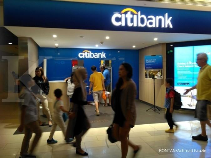 Fee based sumbang 25% pendapatan Citibank
