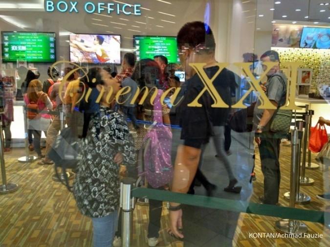 Pebisnis bioskop tunggu aturan cukai digital