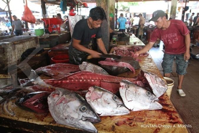 Indonesia kekurangan stok produk perikanan