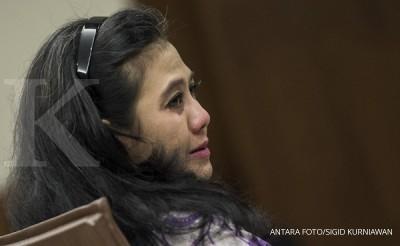 Hari ini, Damayanti hadapi vonis kasus suap