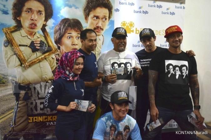 Film Warkop DKI Reborn part 2 siap pecahkan rekor