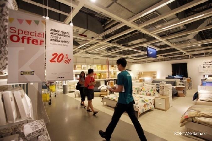 Dongkrak sales, IKEA bikin fasilitas online point