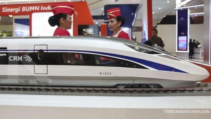 PT KAI setuju porsi RI di kereta cepat dipangkas
