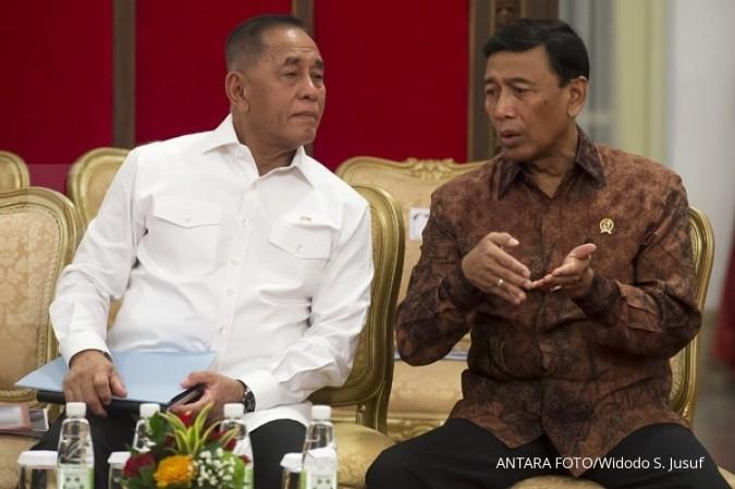 Pembangunan perbatasan, prioritas program Wiranto
