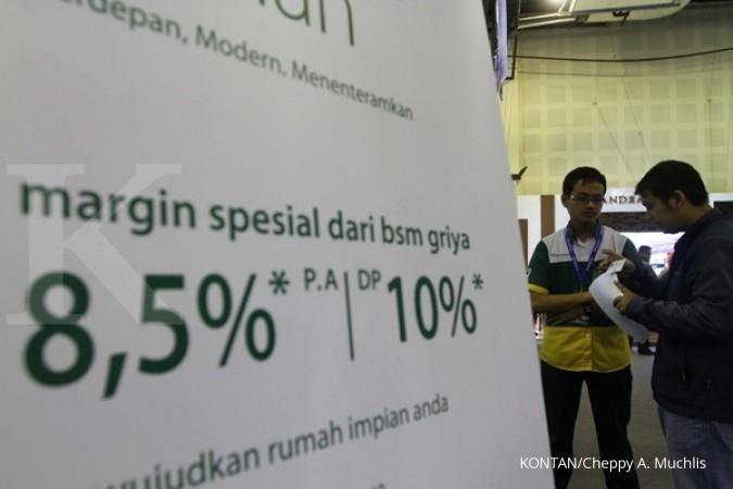 Relaksasi LTV KPR mulai mengerek penyaluran kredit