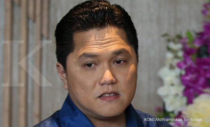 Ini pengakuan Menteri BUMN Erick Thohir sebelum sukses