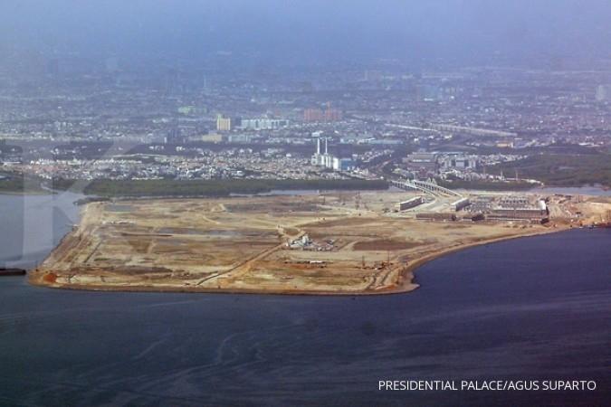 Polisi cari tersangka kasus Reklamasi Pulau C, D
