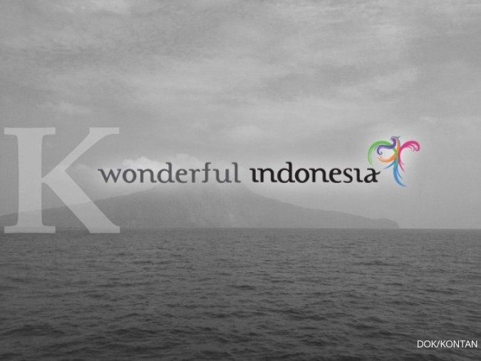 Wonderful Indonesia percantik trem di Amsterdam