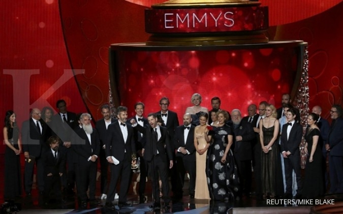 Game of Thrones berjaya di Emmy Awards 2016