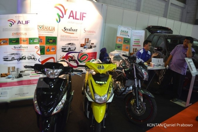 Gerai Al Ijarah Indonesia Finance (ALIF)